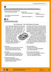 Probeseite Currywurst